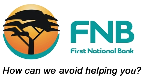 Hires FNB logo - How can we avoid helping you
